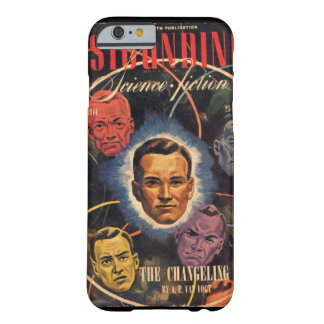 Astounding v033 n02 (1944-04.Street&Smith)_Pulp Ar Barely There iPhone 6 Case