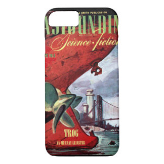 Astounding v033 n04 (1944-06.Street&Smith)_Pulp Ar iPhone 7 Case