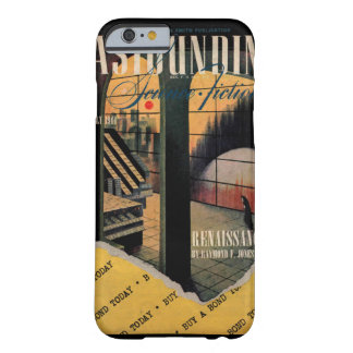 Astounding v033 n05 (1944-07.Street&Smith)_Pulp Ar Barely There iPhone 6 Case