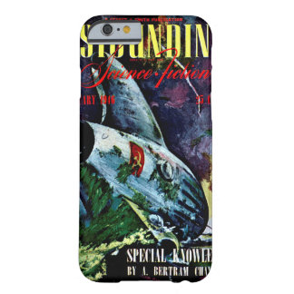 Astounding v036 n06 (1946-02.Street&Smith)_Pulp Ar Barely There iPhone 6 Case