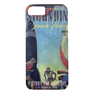 Astounding v037 n01 [1946-03] cover_Pulp Art iPhone 8/7 Case