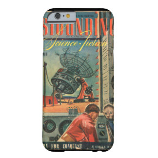 Astounding v037 n02 (1946-04.Street&Smith)_Pulp Ar Barely There iPhone 6 Case