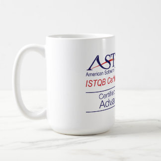 ASTQB Certified Software Tester Advanced  mug