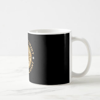 Astra inclinant, sed non obligant coffee mug