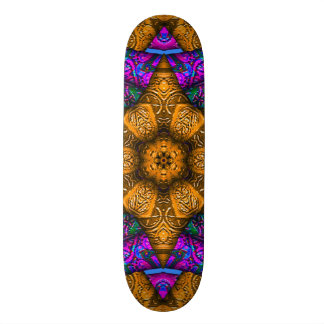 Astra Madrigal mandala Skateboard