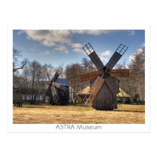 ASTRA Museum Postcards