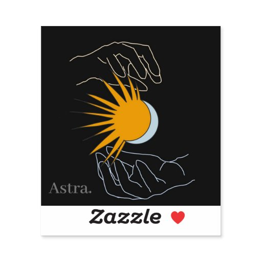 Astra sticker