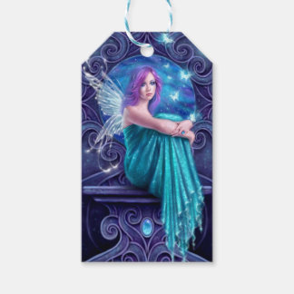 Astraea Fairy with Butterflies Gift Tags