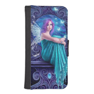 Astraea Fairy with Butterflies iPhone Wallet Case