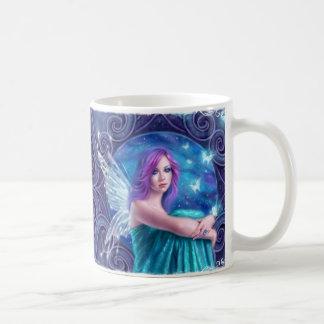 Astraea Fairy with Butterflies Mug
