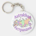 Astrakhan City Russia Key Chains