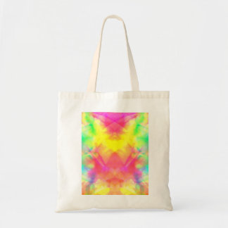 Astral Abstract Digital Painting Tote Bag