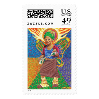 Astral Angel  Stamps