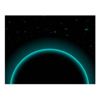 Astral Background Postcard