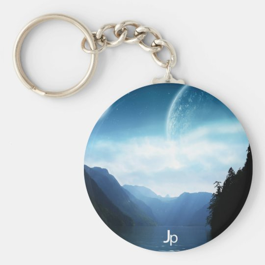 Astral Dawning Key Chains