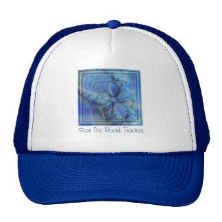 Astral Dreamer Fractal Trucker Hat