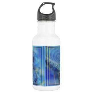 Astral Dreamer Fractal Water Bottle