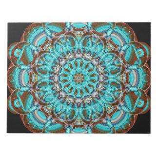 Astral Eye Mandala Notepad