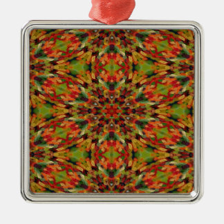 Astral Gummy Bears Metal Ornament