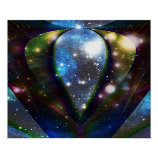 Astral Jewel Poster