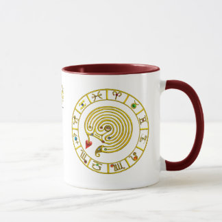 ASTRAL LABYRINTH - Customized Mug