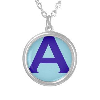 Astral logo necklace