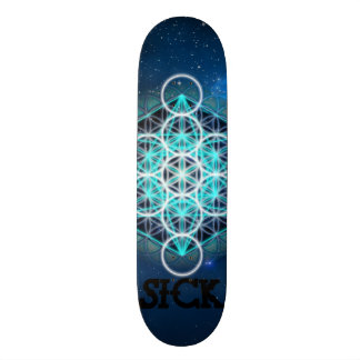 Astral Perception Skateboard Deck