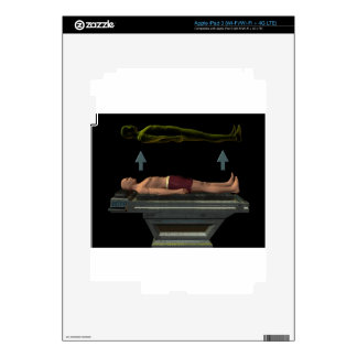 Astral Projection, Out-of-Body Experience Decals For iPad 3