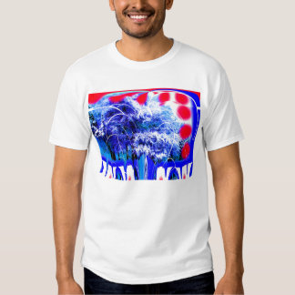 Astral travel to a parallel universe t-shirt