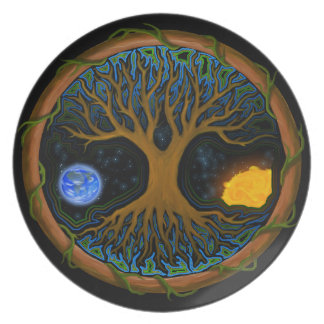Astral Tree of Life Plates