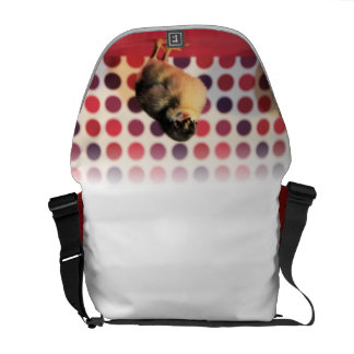 Astralorp Chick Courier Bag