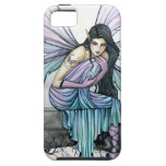Astrid Gothic Fairy iPhone Case by Molly Harrison iPhone 5 Cover