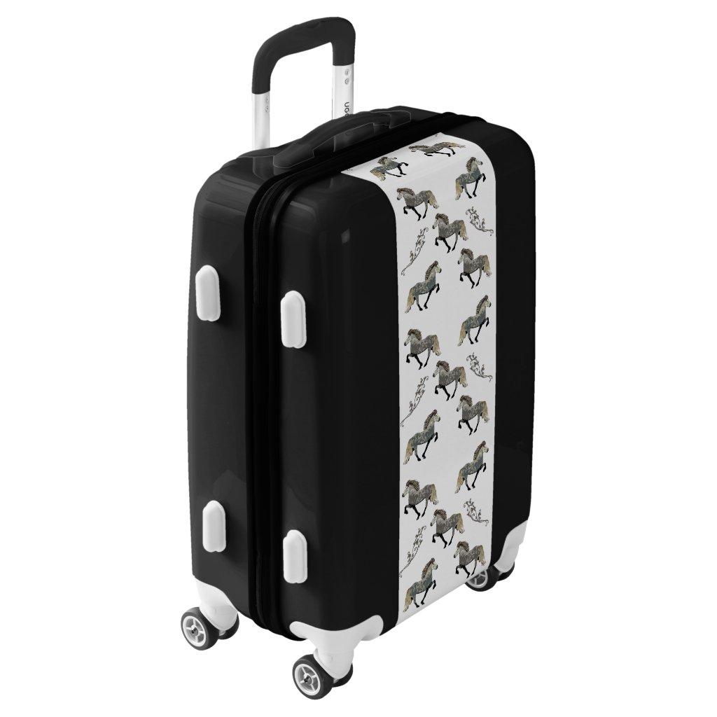 Astrid Icelandic Horse Luggage