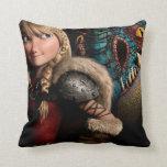 Astrid & Stormfly Pillow