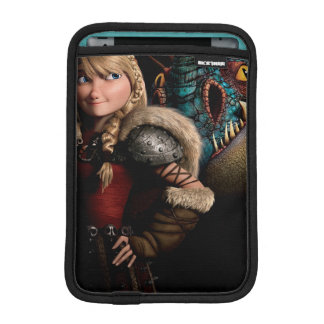 Astrid & Stormfly Sleeve For iPad Mini