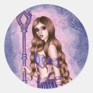 Astrina - Magician Sticker