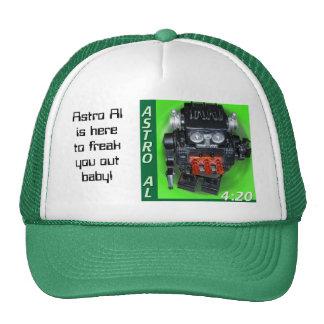 Astro Al is here to freak you ... Trucker Hat