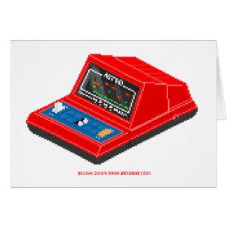 Astro Blaster Cards