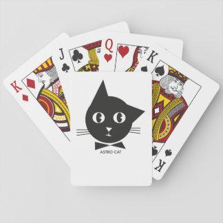 Astro Cat Card Deck