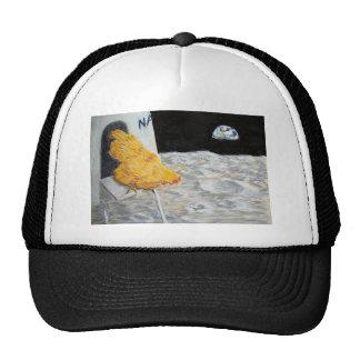 Astro Chicken Trucker Hats