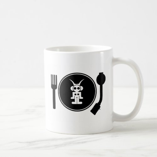 astro DJ Coffee Mug