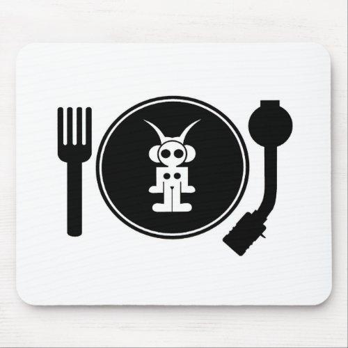 astro DJ Mouse Pad