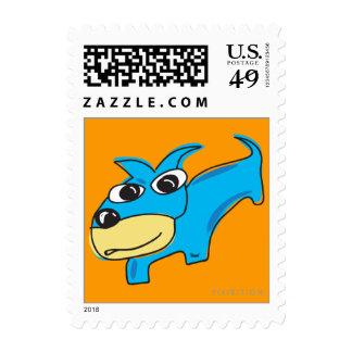 Astro Dog Postage