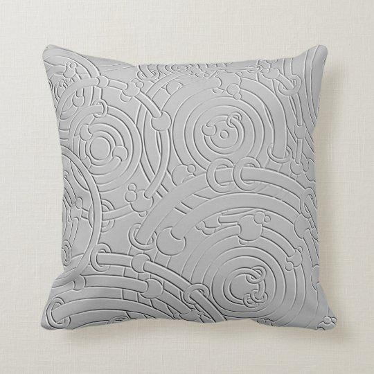 Astro Geek Modern Throw Pillows