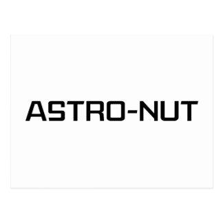 Astro-nuez Tarjetas Postales
