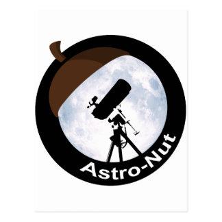 Astro-Nut Postcard