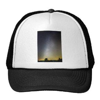 Astro Photography Milky Way Galaxy Trucker Hat