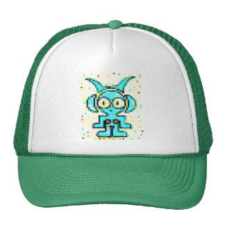 astro pixel 2 trucker hat