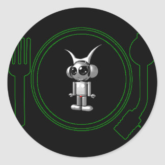 astro plate 3d stickers