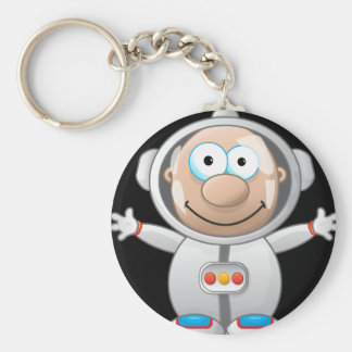 Astro Space Collectable Key Ring